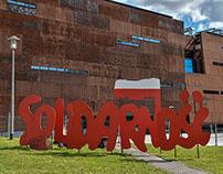 European Solidarity Centre, Gdansk, 2015