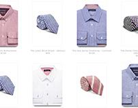 Monarc Brand's Web Presence