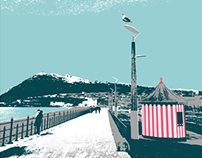 Bray Screenprint