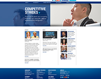 Touro Law Center Website (WIP)