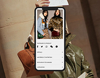 Longchamp — Website product page