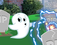Ghost Zap - AR Game