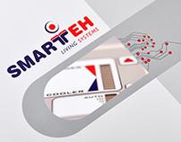 SMARTEH | Brand, identity, logo, promo, fair, architect