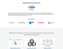 Wordstream Website Redesign