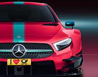 2018 Mercedes-Benz A-Class DTM