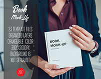 Book Mock-Up 2017