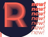 Rigrok typeface / font family