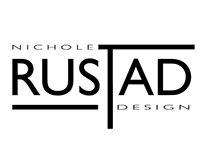 Nichole Rustad Design branding
