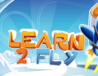 LEARN TO FLY 2 - Game trailer