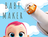 Baby Maker Apps landing page