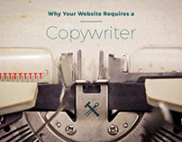 Why your website require a Copywriter!