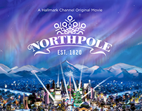 North Pole est. 1820 - Rockefeller Center