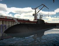 Submarine Trainer (PC app)