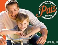 Campanha Dia dos Pais - Sketch Men's Collection