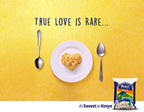 Pearl Rice : True Love Ad