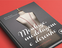 Capa de livro / Fashion Book Cover Editorial Design