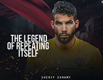 The Legend of Repeating Itself Sherif Ekramy