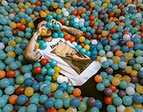 "PRODUÇÃO: Pool Party, 2016 - Coleção Korova ""Kids"""