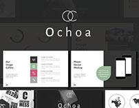 Ochoa Presentation Template