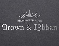 Brown & Lobban: Branding