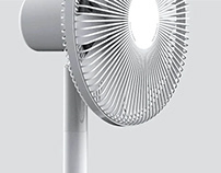 "What if ""Braun"" released a electric fan?"