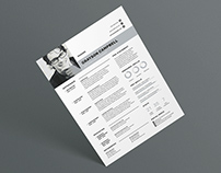 Resume/CV - 'Grayson'