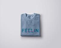 Feeling good~ T-shirt design project.