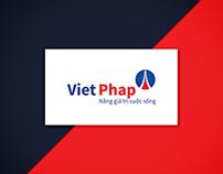 Thiết kế Logo Việt Pháp