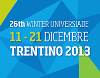 2013 Winter Universiade - Campagna Volontariato