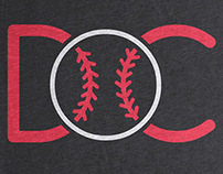 National Pastime T-shirt Design at Cotton Bureau
