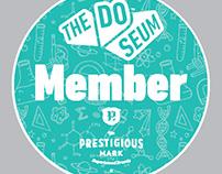 Member Stickers for the DoSeum in San Antonio Texas