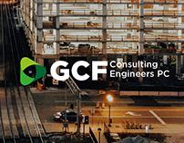 GCF Engineers NYC. Brochure design.