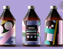HERBS Branding & Packaging