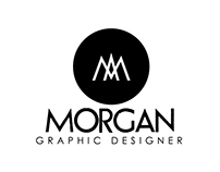 A|MORGAN LOGO graphic designer