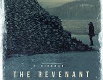 """""""The Revenant"""" / fan art poster"""