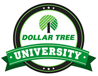 Dollar Tree University Logo
