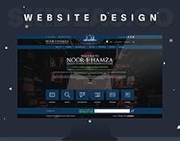 Education Portal Website Design