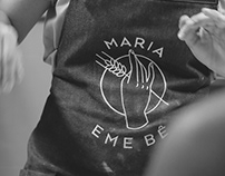 Brand Identity - Maria Eme Bê