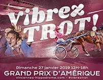 Grand Prix d'Amérique - Print