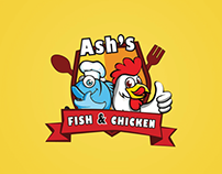 Ash's Fish & Chicken