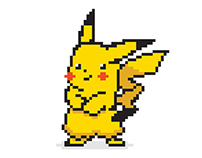 Pokemon Pixel-Art
