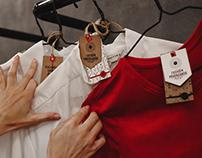 Branding for Clothes brand Fashion Propaganda