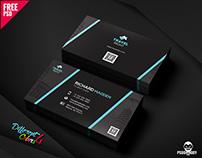Multipurpose Business Card Bundle Free PSD