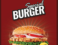 Flyer Template - Top Notch Burgers
