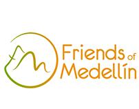 Friends of Medellín - Logo