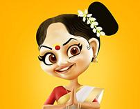 Kerala Piravi Kochi Caricature