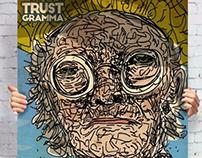 Trust Gramma Illustration
