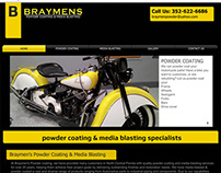 Braymen's Powder Coating