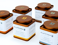 Platform T - Identity and Packaging Design