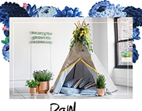 Relaxation Teepee